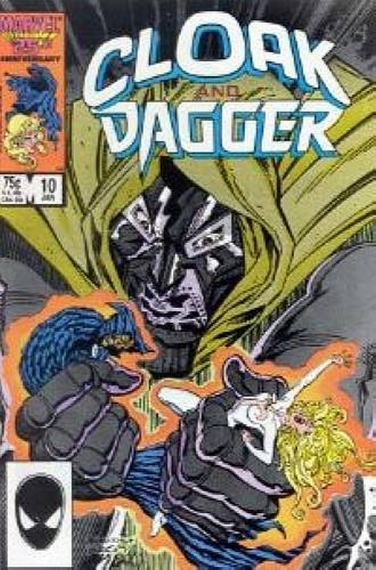 Cover of Cloak & Dagger (Vol 1) #10. One of 250,000 Vintage American Comics on sale from Krypton!
