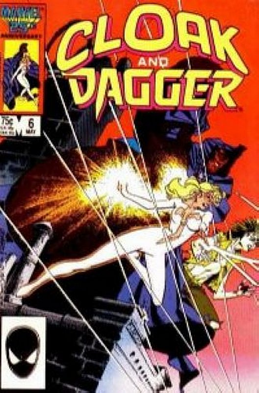 Cover of Cloak & Dagger (Vol 1) #6. One of 250,000 Vintage American Comics on sale from Krypton!