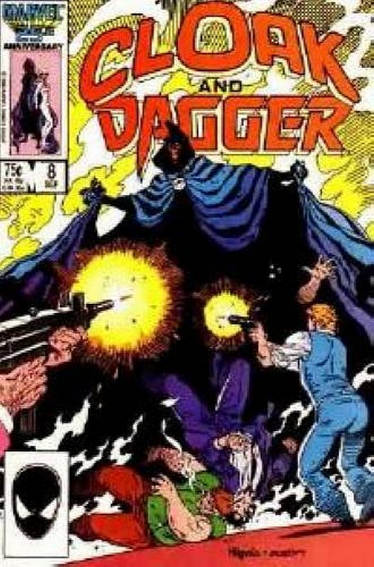 Cover of Cloak & Dagger (Vol 1) #8. One of 250,000 Vintage American Comics on sale from Krypton!