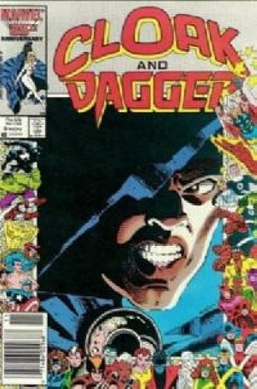Cover of Cloak & Dagger (Vol 1) #9. One of 250,000 Vintage American Comics on sale from Krypton!