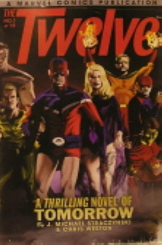 Cover of Twelve (2008 Ltd) The #1. One of 250,000 Vintage American Comics on sale from Krypton!