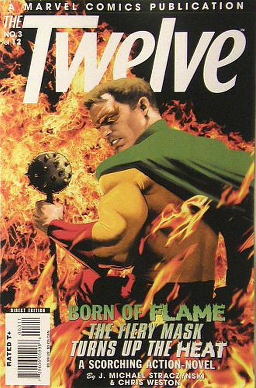 Cover of Twelve (2008 Ltd) The #3. One of 250,000 Vintage American Comics on sale from Krypton!