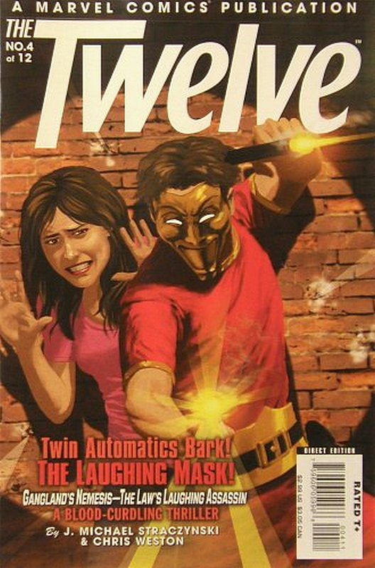 Cover of Twelve (2008 Ltd) The #4. One of 250,000 Vintage American Comics on sale from Krypton!