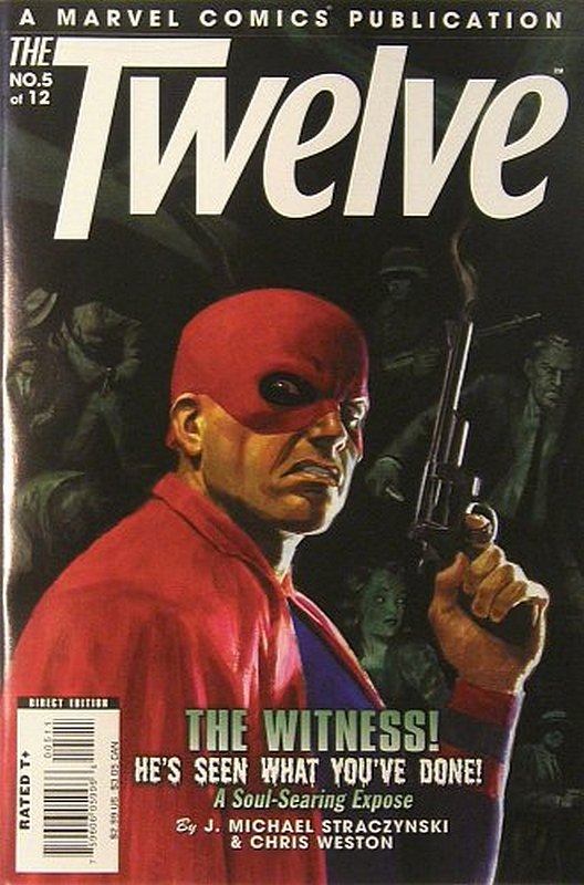 Cover of Twelve (2008 Ltd) The #5. One of 250,000 Vintage American Comics on sale from Krypton!