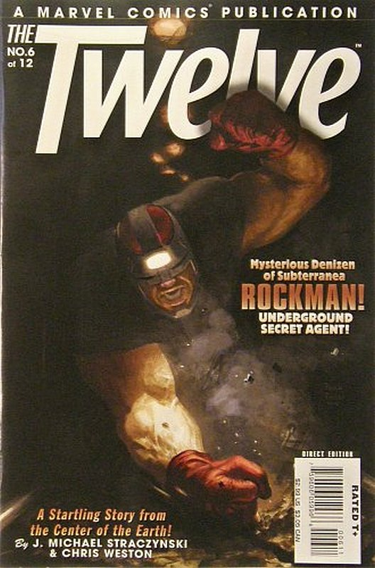 Cover of Twelve (2008 Ltd) The #6. One of 250,000 Vintage American Comics on sale from Krypton!