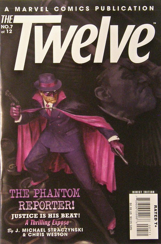 Cover of Twelve (2008 Ltd) The #7. One of 250,000 Vintage American Comics on sale from Krypton!