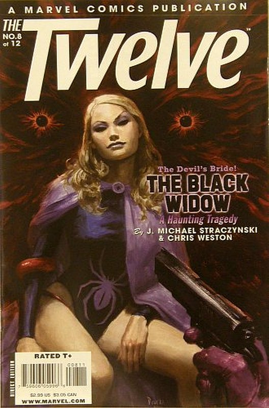 Cover of Twelve (2008 Ltd) The #8. One of 250,000 Vintage American Comics on sale from Krypton!